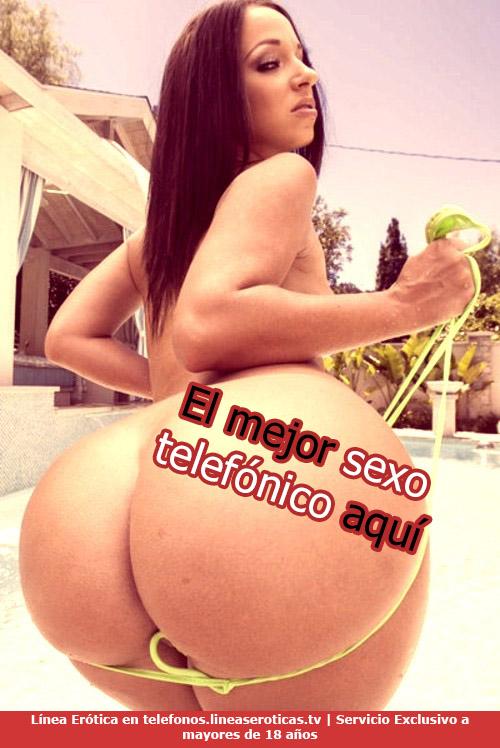 charlas eroticas por telefono